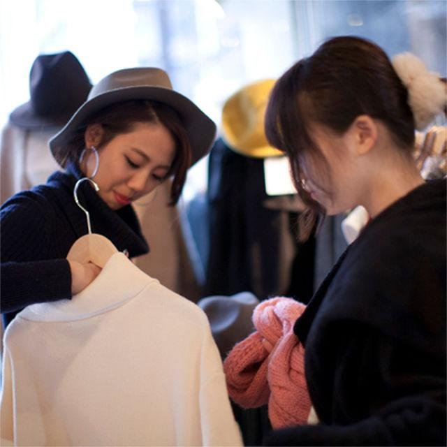 総合学園ヒューマンアカデミー横浜校 【高校3年生対象】ファッション業界セミナー1