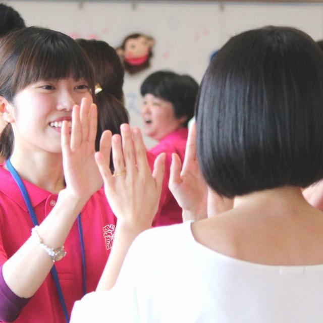 京都保育福祉専門学院 音楽リズム遊び♪心も身体もリフレッシュ!3