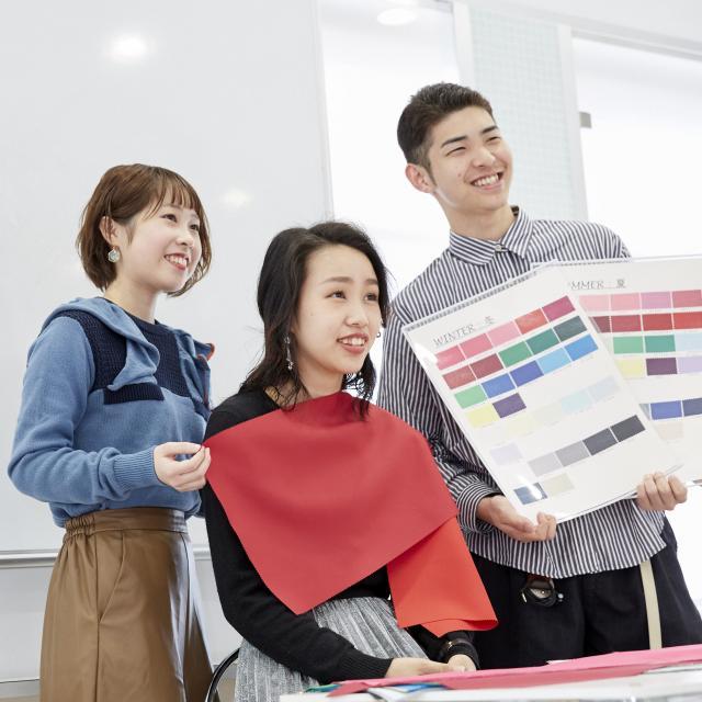 名古屋ファッション専門学校 7月  オープンキャンパス『体験入学』2
