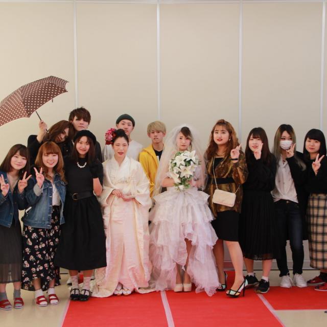福島県高等理容美容学院 夏季オープンスクール(8月開催)1