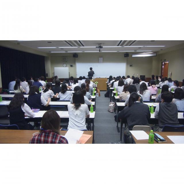茅ヶ崎看護専門学校 入試対策説明会1