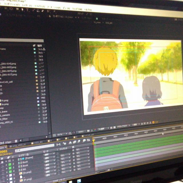 札幌マンガ・アニメ&声優専門学校 『アニメを仕事に』手掛けたアニメーションを世界へ!4