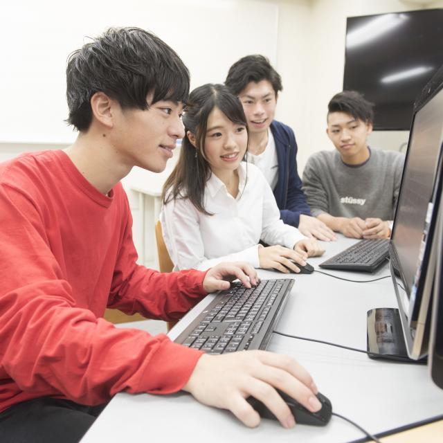 岡山情報ITクリエイター専門学校 スペシャル体験学習(ゲーム)2