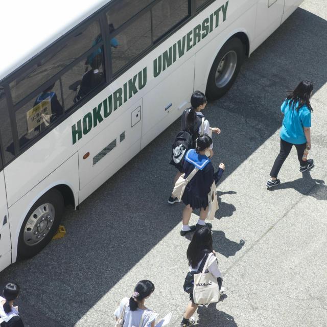 北陸大学 第8回・9回 学園祭合同オープンキャンパス開催3