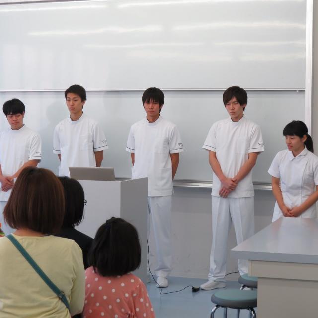 葵メディカルアカデミー <理学療法科>オープンキャンパス20194