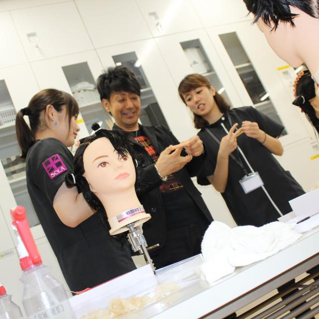 美容師学科