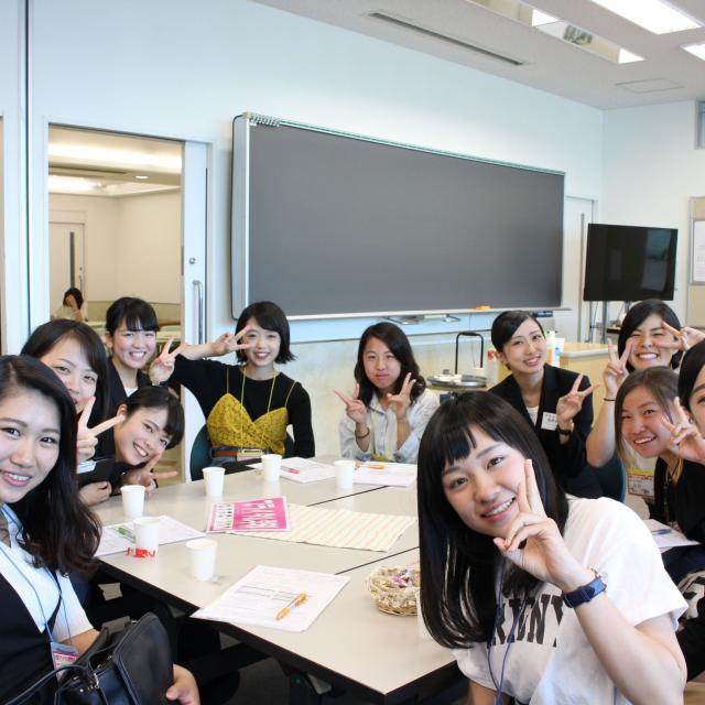 大阪ブライダル専門学校 【ウェディングプランナー】職業なりきり体験オープンキャンパス4