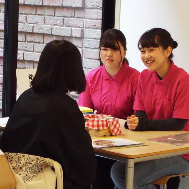 上田女子短期大学 オープンキャンパス2019スタート&スプリングセミナー開催!3