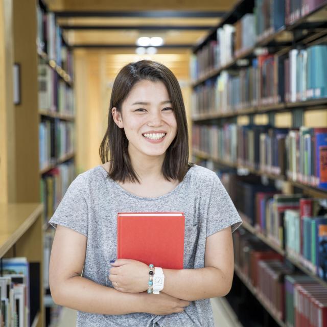 吉備国際大学 2021 オープンキャンパス(岡山キャンパス)外国語学部2
