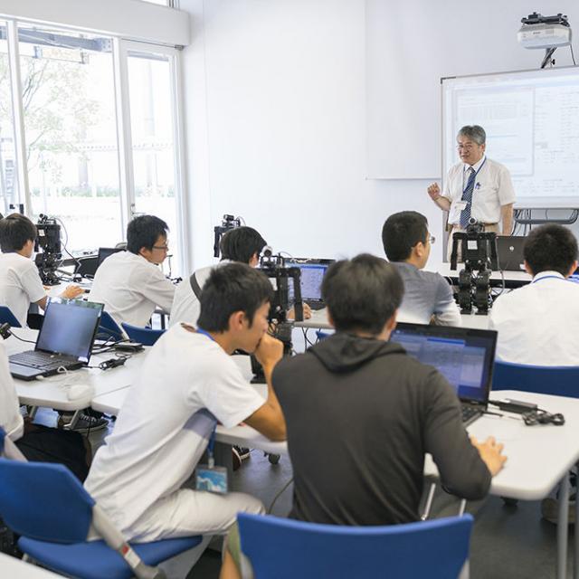 日本工業大学 新学部学科オープンキャンパス20181