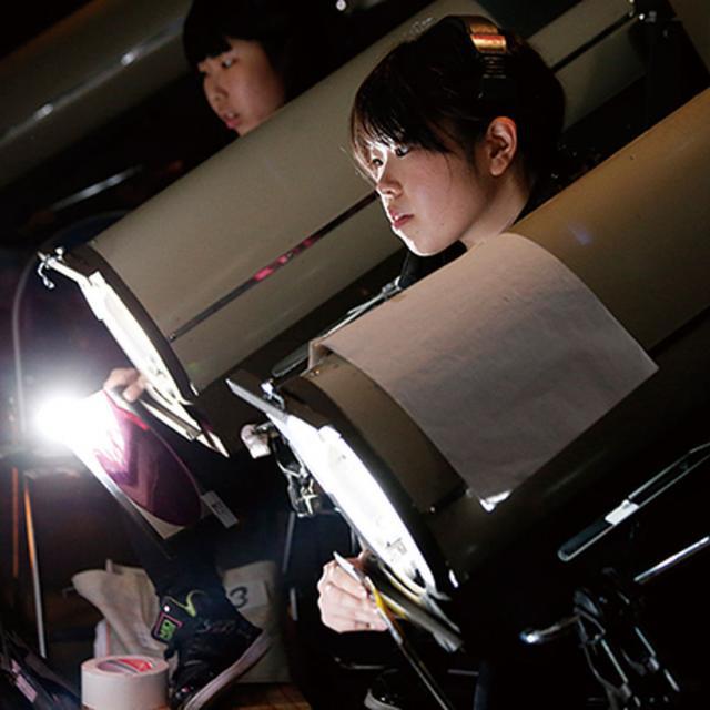 東京スクールオブミュージック専門学校渋谷 照明 体験授業1