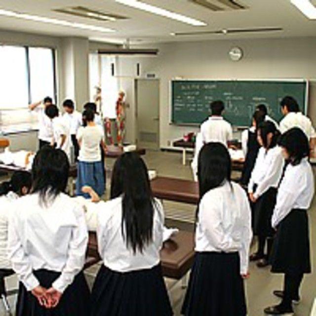 徳島医療福祉専門学校 『即戦力の理学療法士(国)』を育成する教育内容を体験!1