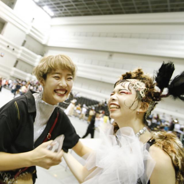 名古屋美容専門学校 HAIR FESTA′181
