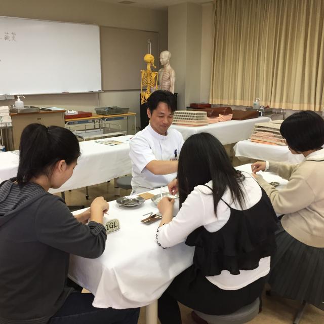 IGL医療福祉専門学校 【鍼灸学科】オープンキャンパス体験授業(ネット予約受付中)3