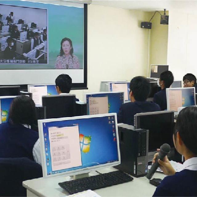 KCS大分情報専門学校 オープンキャンパス2