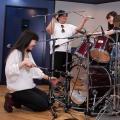 東放学園音響専門学校 音響技術科の体験入学「ヴォーカルや楽器の音をレコーディング」