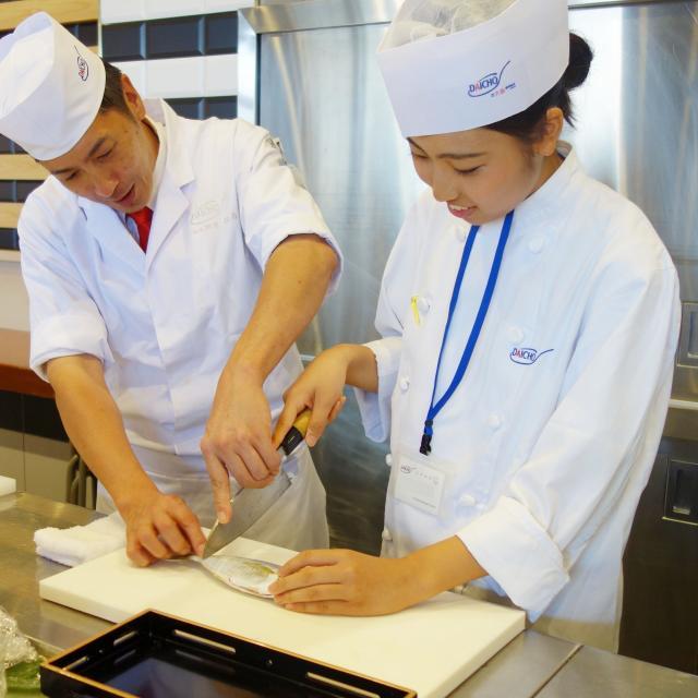 大阪調理製菓専門学校 【AO入試エントリー資格取得!】旬の海鮮丼2