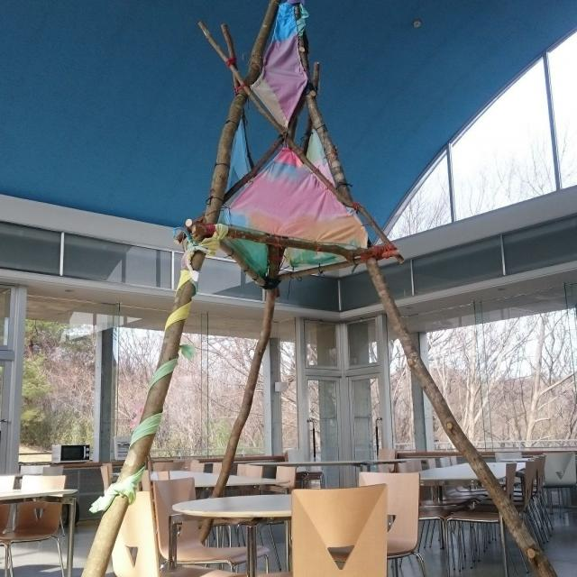 山村学園短期大学 やまたんの自然と移動動物園3