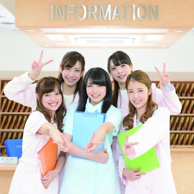 大原簿記情報ビジネス医療福祉保育専門学校甲府校 オープンキャンパス☆医療系☆1