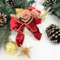 東京スクール・オブ・ビジネス クリスマス装飾アレンジ制作