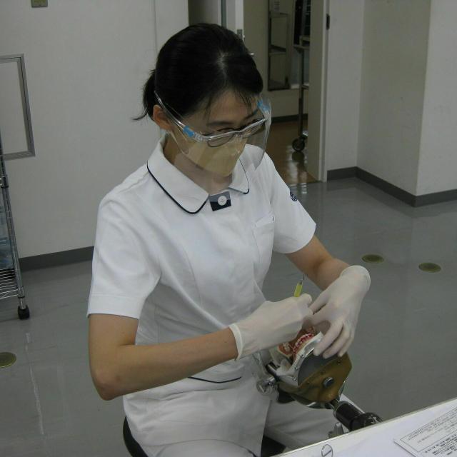 東京医学技術専門学校 【歯科衛生士科】オープンキャンパス2