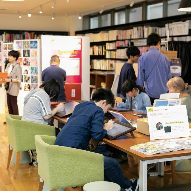 専門学校日本デザイナー学院 九州校 個別相談会 in 学園祭2