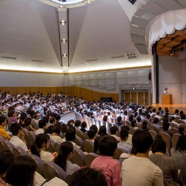 昭和薬科大学 オープンキャンパス2