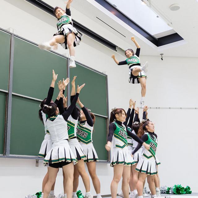 専修大学 オープンキャンパス(7月:神田キャンパス)2
