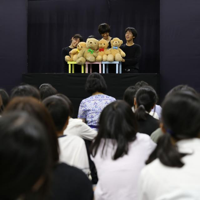 【子ども教育学部】オープンキャンパス2017