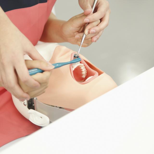 歯科衛生士になりたい人のための学校説明会