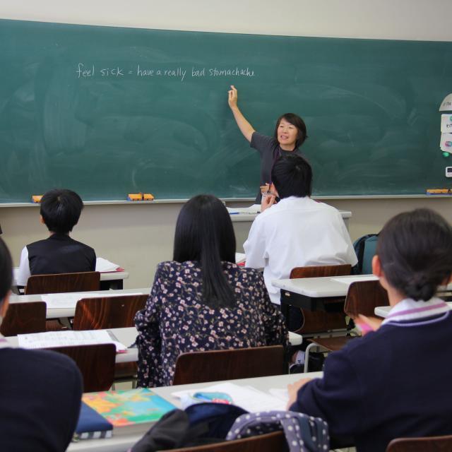 敬和学園大学 9月22日(土)英検2級対策講座1