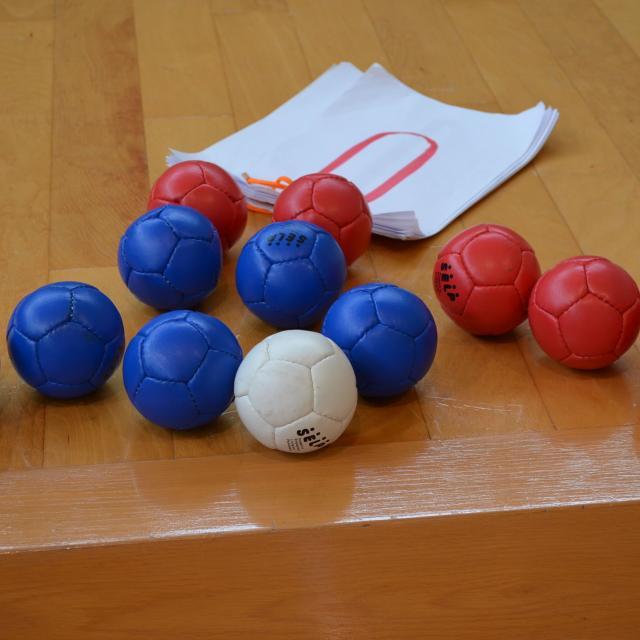 京都福祉専門学校 オープンキャンパス ~ 介護体験とボッチャボール ~2