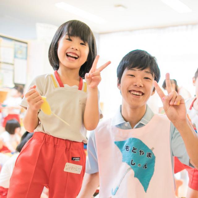長岡こども福祉カレッジ 【こども保育】1・2年生対象!mewのオープンキャンパス★2