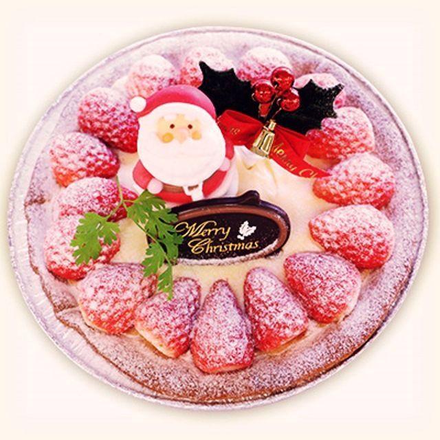神戸製菓専門学校 【パティシエのお仕事体験♪】クリスマスいちごタルト&和菓子1