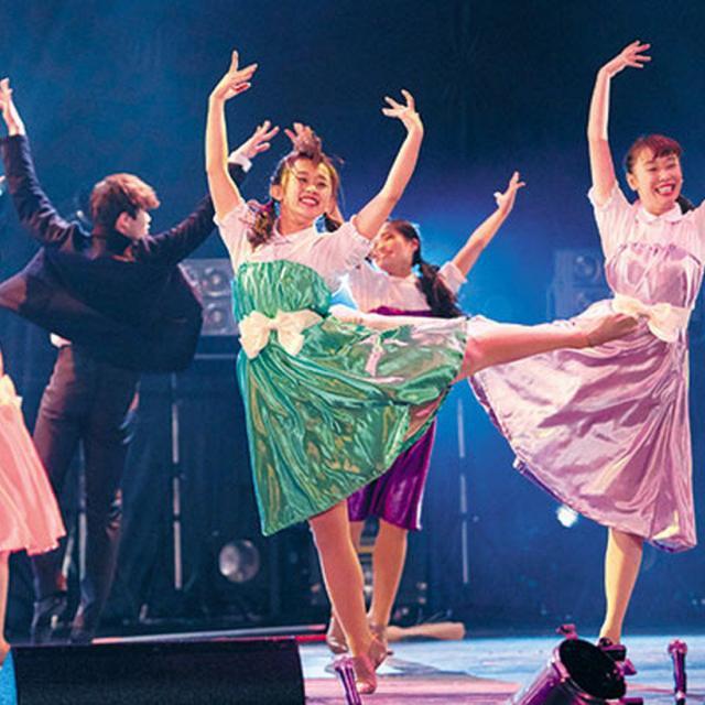 東京ダンス&アクターズ専門学校 テーマパークレッスン&「ナリカタ」対策セミナー1