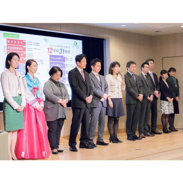 日本外国語専門学校 日外授業オープンキャンパス1
