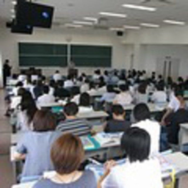弘前医療福祉大学 春のオープンキャンパス ~きみが描く未来は言語聴覚士~2