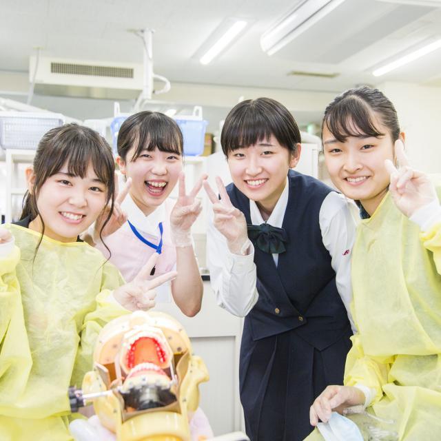 北海道医療大学歯学部附属歯科衛生士専門学校 オープンキャンパス20191