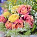 YICビジネスアート専門学校 10/26(土)【医療事務】受付に飾る花飾りを作ろう♪