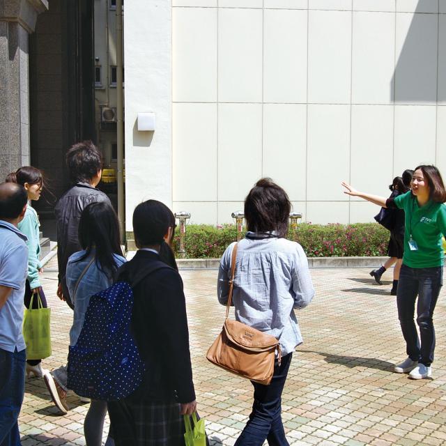 福井工業大学 オープンキャンパス1