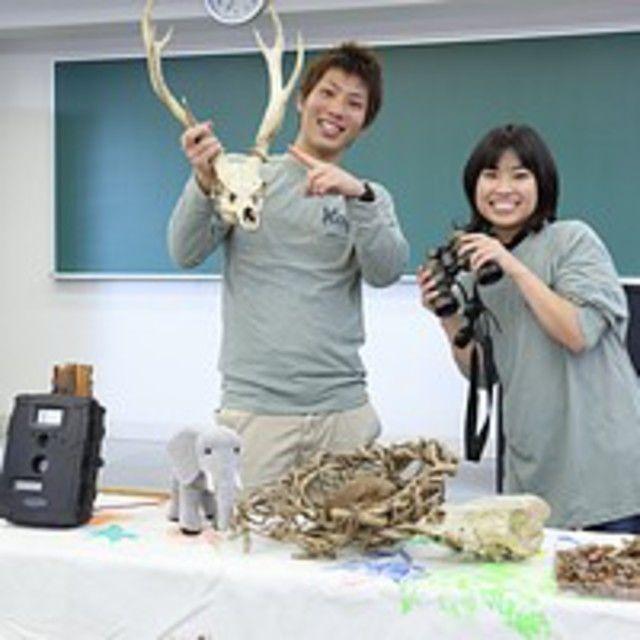 【I:野生生物調査員★体験】野生生物や自然環境を守る仕事!