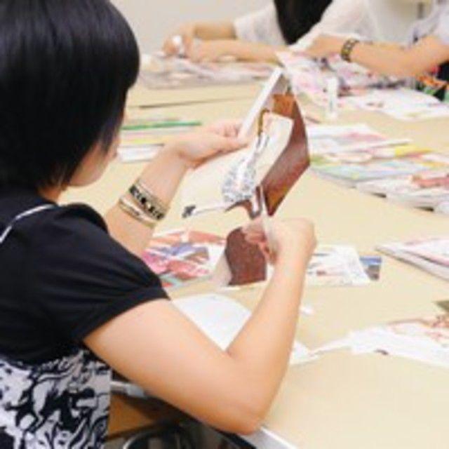 渋谷ファッション&アート専門学校 ワークショップ★2学科3コース4