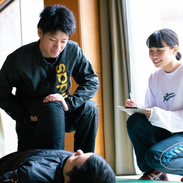 島根リハビリテーション学院 【春休み企画!!】\出張体験授業@松江/2