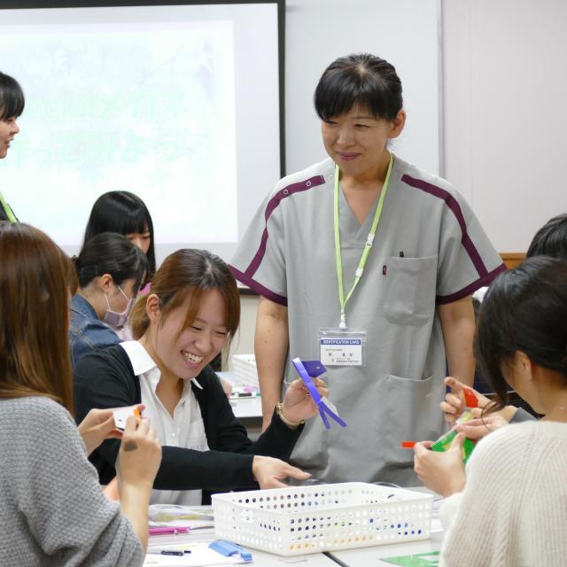 東海医療科学専門学校 【看護科】オープンキャンパス2