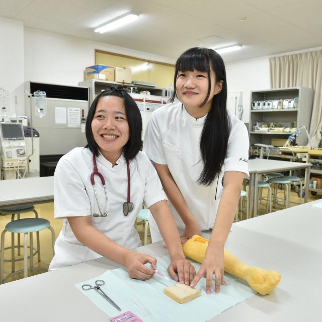 さくら総合専門学校 【2018】臨床工学科オープンキャンパス4