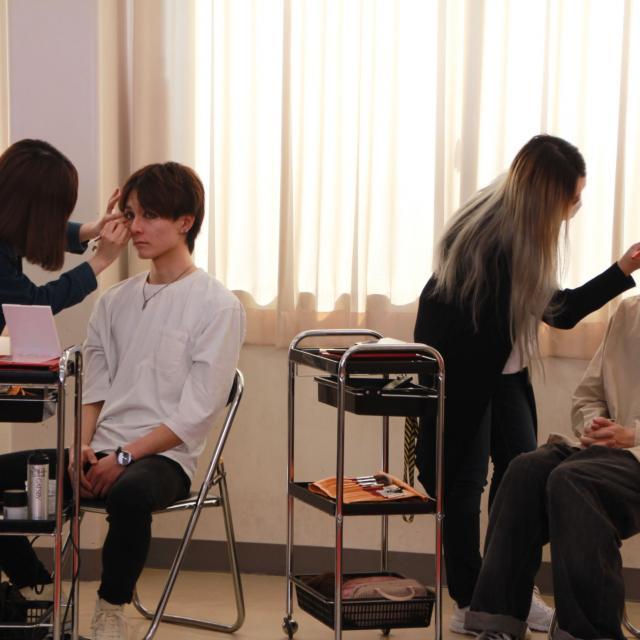 福島県高等理容美容学院 夏季オープンスクール(7月開催)2