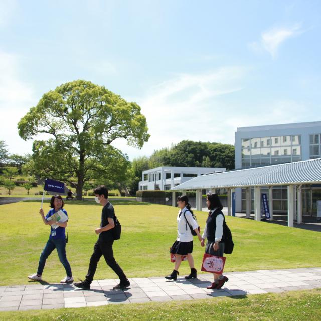 神戸芸術工科大学 オープンキャンパス1