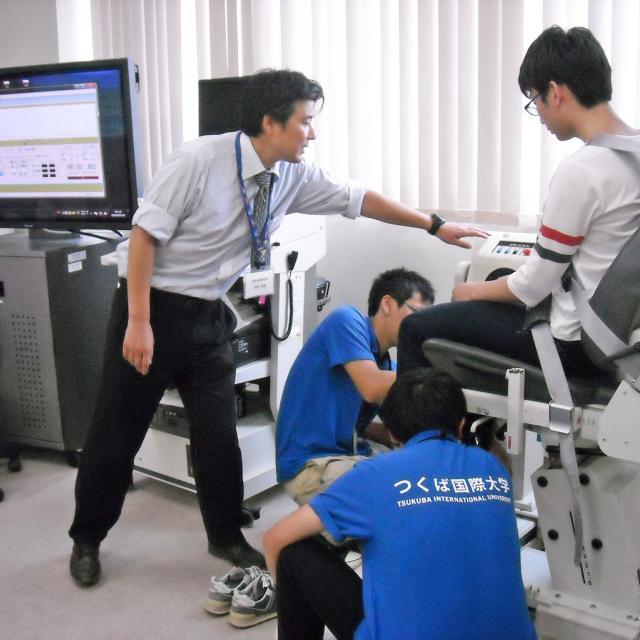 つくば国際大学 理学療法学科オープンキャンパス20191