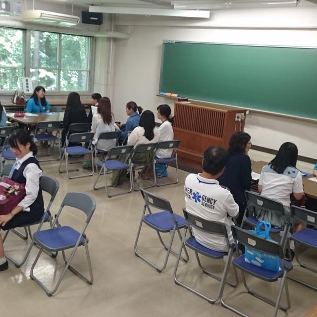 昭和大学 富士吉田オープンキャンパス1
