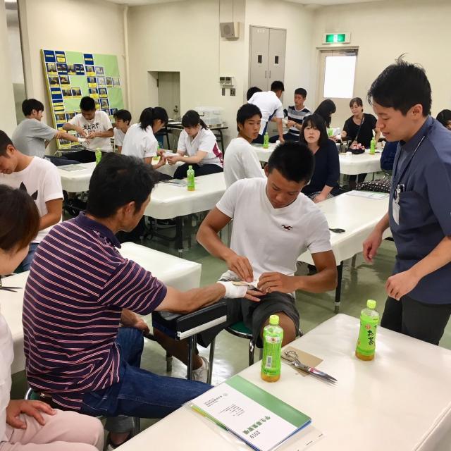東京医療専門学校 秋空のように目標高く!土曜・入試相談会3